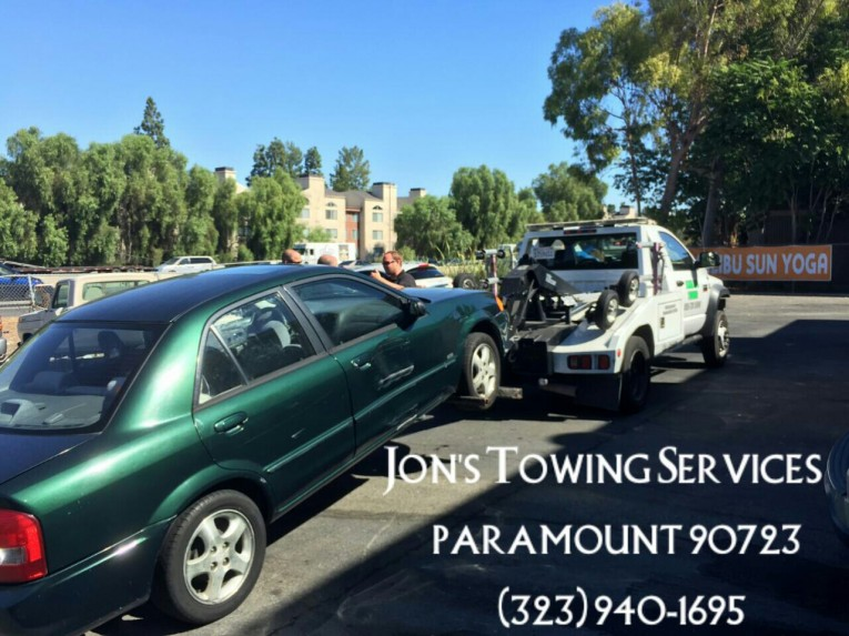 Paramount Towing Services
